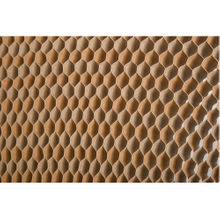 Flame retardant paper honeycomb core